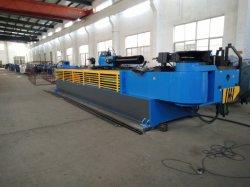 PLC/Ipc CNC van de Controle de Buigende Machine van de Pijp van de Doorn met Buigmachine van de Buis van de ServoMotor de Gedreven (GM-168cnc-2a-1S)