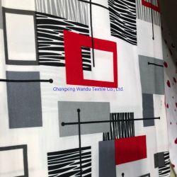 Zhejiang Wandu, compañía de comercio exterior textil poliéster tela hoja impresa, tejido, la exportación de textiles