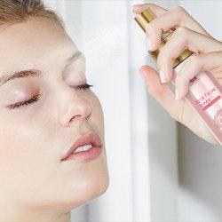 Produto de cuidados da pele Rose Toner de água para branquear