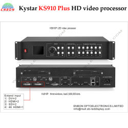 Сращивание Muti-Screen Kystar Ks910 плюс видео для светодиодного видео на стену