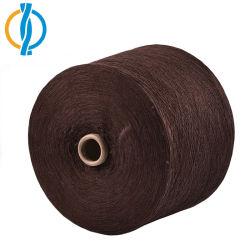 Tipi di filati generali di lavoro a maglia rigenerati variopinti di colore del cotone