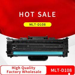 高品質Mlt-D108のSamsungのための互換性のあるトナーカートリッジ1641 1640 2241 2240