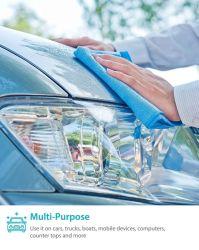Toalhetes de limpeza de carros de microfibras (YYMC-401)