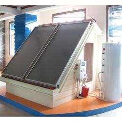 300L 분리형 가압식 태양열 난방 시스템(평면 플레이트 포함 Solar Collector