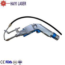 Alimentación Cable automática con Suelda cabeza oscilante para soldadora láser