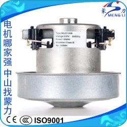 China-Fertigung passen Entwurf 220V Wechselstrom-elektrischen einzelnen Staubsauger-Motor/Handtrockner-Motor/an