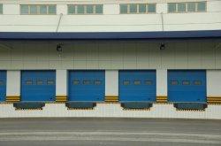 Fabricant de gros automatique de coupe industrielle 16X7 porte de garage