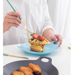 BBQの洗浄ディッシュウォッシャーのヌードルのゆで団子のディナー・ウェアテーブルウェア環境に優しい食品等級の版の皿を食べる安全で良い中国の陶磁器の磁器