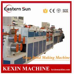 Usine de rouleau d'emballage PP de vente directe de décisions de la bande de sangle rendant la production de machines de la machine