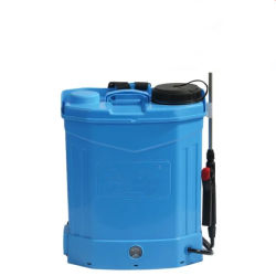 Tuin oplaadbare batterij elektrische Knapsack pesticide sproeimachine