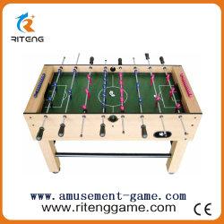 Fußball-Tisch-Fußball-Spiel-Maschinen-hölzerner Fußball-Tisch