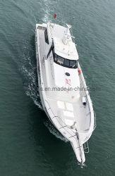 Alta velocidade luxuosos iates Megayacht Barco