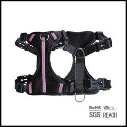 ペット供給の反射安全空気網の飼い犬のベストの馬具および鎖セット