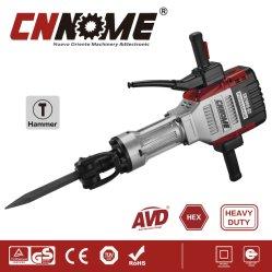 Uso Intensivo de nivel industrial de 1600W 29kg28mm hexagonal Martillo de demolición Power Tools