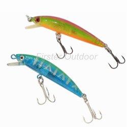 釣り道具5.5cmの2g小型堅いプラスチック餌釣魅惑の細い小魚の餌