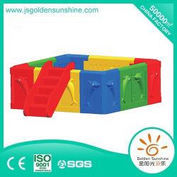 ملعب للأطفال Toy Plastic Square Ball Pool على شكل الدولفين