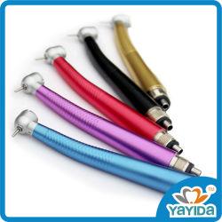 Стоматологического назначения красочные стоматологическая высокой скорости с низким уровнем шума Handpiece Handpiece Стоматологическая Китая