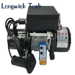 12V/24V Trailer off-road Elevador 2000lb lb 4WD-12000Malacate eléctrico