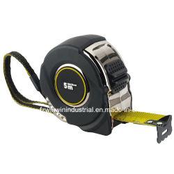 Überzug ABS Kasten-messendes Band mit Gummi-beschichtetem und überzogenem Nylonband (WW-TMC30)