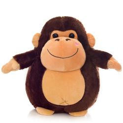 Cycle de matières grasses comme balle molle singe en peluche cadeau jouet en peluche