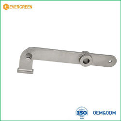Высокое качество шлифовки наружных зеркал заднего вида SS316 материала кронштейн из нержавеющей стали