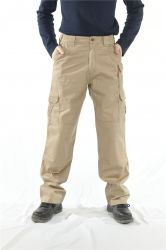 Norma internacional de carga resistente a chamas Pants para soldadura
