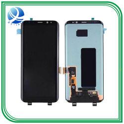 Original del teléfono móvil con pantalla táctil LCD de pantalla para Samsung Galaxy S8 Galaxy G950