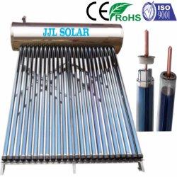 Высокое давление солнечный водонагреватель нержавеющая сталь с солнечной резервуар для воды