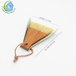 Ferramenta de Limpeza do canto Mini Bambu escova do lado de plástico 3474