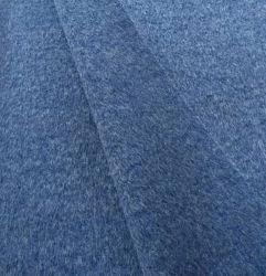 Color liso y el peso de tejido de lana para el tejido de prendas de vestir prendas de vestir de tejido textil