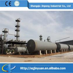 De Installatie van de Distillatie van Electromegnetic om de Olie van het Afval te raffineren (x-y-9)