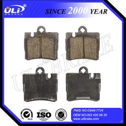 D848-7724 Benz S-Класса (W220) на 0034200620 керамических тормозных колодок