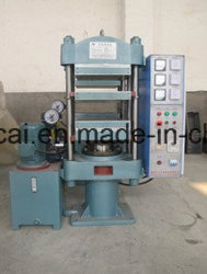 Vulcanización hidráulico de la columna de la máquina de prensa