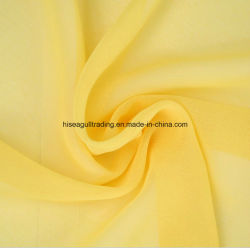 75DX75D mousseline de soie polyester Tissu de jupe, écharpes, etc.