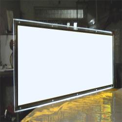 El polimetilmetacrilato PMMA transparente acrílico GUÍA DE LUZ LED panel para caja de luz de cristal