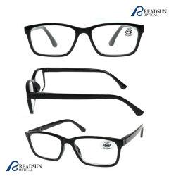 Venda a quente 3,00 Leitura de plástico com bifocal (RP484008)