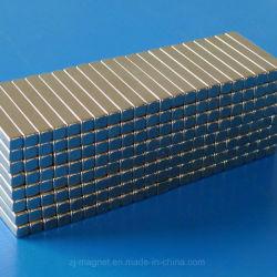 極度の強いN52永久マグネット大きいブロックのネオジムの磁石