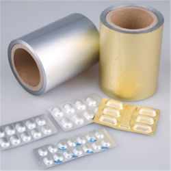 Pharmaceutical Blister Aluminium Aluminium Aluminium pour sachets de produits pharmaceutiques