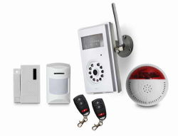 MMS Alarm를 가진 GSM Alarm System