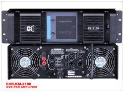 amplificateur de puissance de sortie de la lumière de poids fort les amplificateurs de DJ durables