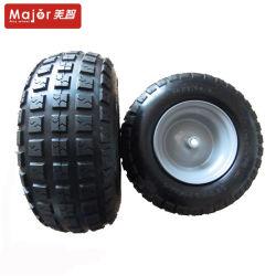 16X7.5-8空気のゴム製タイヤの膨脹可能な芝生の発動機の車輪