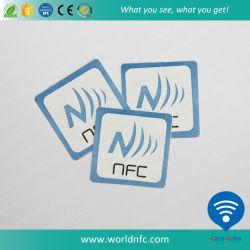 Hf de 13,56 MHz grabable barato etiquetas RFID programable