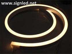 暖かい白LEDのネオンライトのストリップDC12V/24V IP68