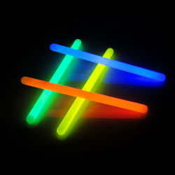 Aktion Geschenkartikel Glow Plastic Stick für Vocal Concert, Weihnachten. Halloween