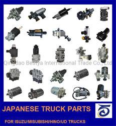 Isuzu/三菱HinoかベンツまたはVolvoまたは人またはScaniaまたはRenaultのためのエンジンまたはブレーキまたはシャーシボディ/Transmission/Electricalの予備品のトラックの部品またはDafまたはIvecoまたはトヨタ