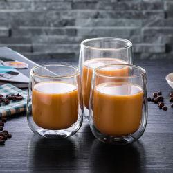 カスタム飲むガラス再使用可能な水/ビール/茶/コーヒーカップ