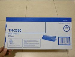 Compartir favoritos original de alta calidad Tn2380 Cartucho de tóner negro para cartuchos impresora Brother