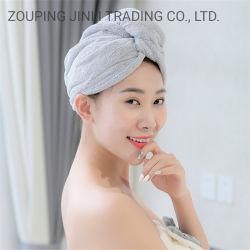 Бамбуковые волокна женщин волосы с помощью устройства обвязки сеткой ткань из микроволокна
