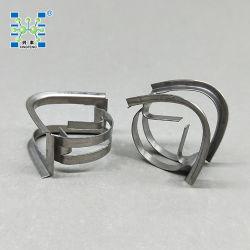コラムのステンレス鋼を調整する316L金属のIntaloxの304のサドル