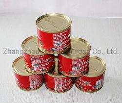 Salsa di pomodoro, pasta di pomodoro in scatola, kechup, fabbrica di salsa di pomodoro in scatola OEM